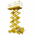 Hydraulic Mobile Powered Lifting Platform Goods Lift