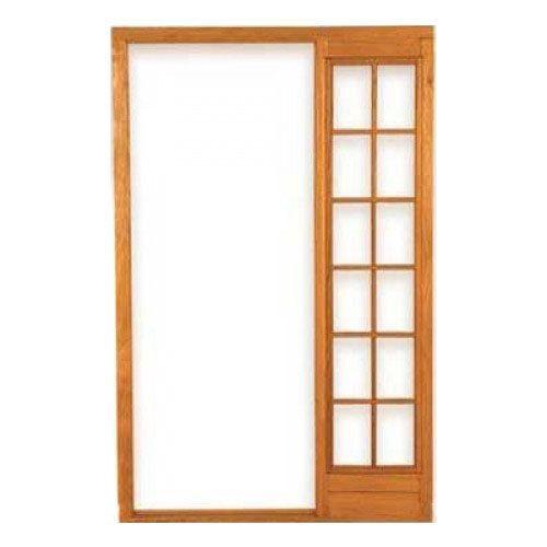 Rectangular Brown Modern Wooden Door Frame, Rs 70 /running feet | ID ...