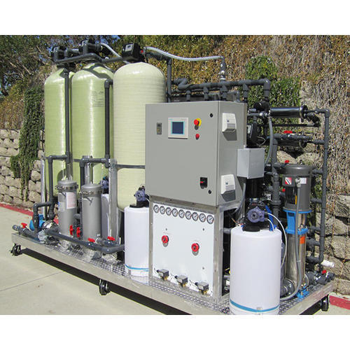 Well Water Treatment >> Industrial Bore Well Water Treatment Plant