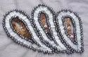 Fancy Beaded Patches