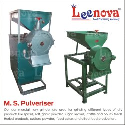 Leenova MS Food Pulverizer Machine