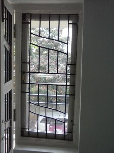 Stainless Steel Window Designs Grill Gate Design: Stainless Steel Window Grill At Rs 150 /square Feet