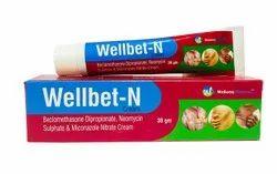 Beclomethasone Neomycin Miconazole Cream
