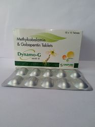 Methylcobalamin and Gabapentin Tablets