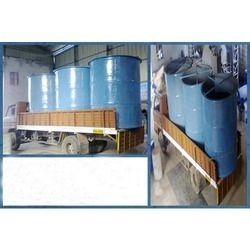 PP & FRP Round 10 KL Chemical Storage Tank