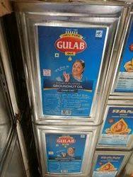 Gulab Groundnut Oil