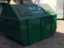 MS WASTE CONTAINER 4500 LITER