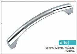 S-101 Zinc Cabinet Handle
