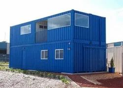 Double Storey Container House