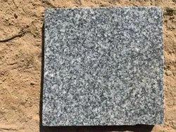 Polished Sadahalli White Granite Marble Slab, For Flooring, Thickness: 10 Mm