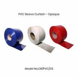 Orchids PVC Strip Curtain Opaque OR/PVC/03