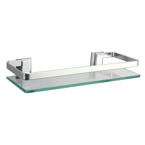Bathroom Wall Glass Shelf, Bathroom Corner Shelf, बाथरूम की ...