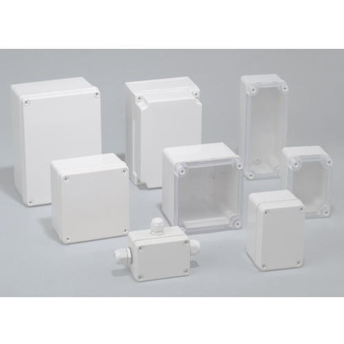 3D Printed Prototypes of Enclosures - ABS Enclosures