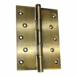 6inch x 4inch x 4mm Brass Ball Bearing Hinge