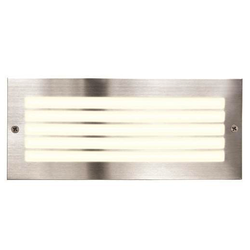 Rectangular Wall Bunker Light
