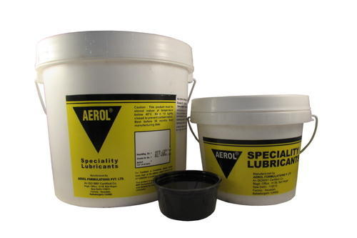 Industrial Speciality Lubricants - EP & Long Term Greases