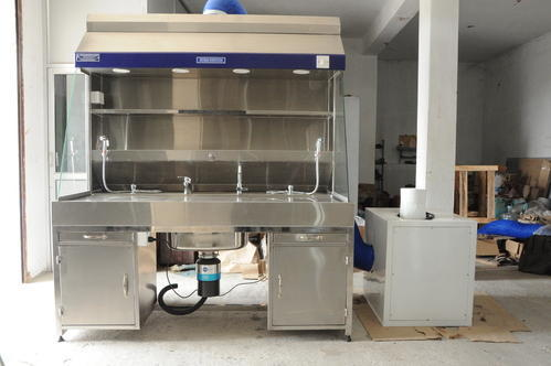 Bio-cleanair Stainless Steel Grossing Workstation, BCAD-GWS-500