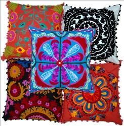 Indian Handmade Designer Cotton Cushion Covers