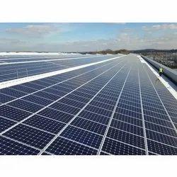 Grid Tie Megawatt Solar Power Plant Installation Service