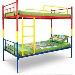 M R Steel Hostel Bunk Bed