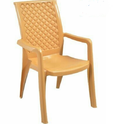 Durasmart High Back Plastic Chair with Arms