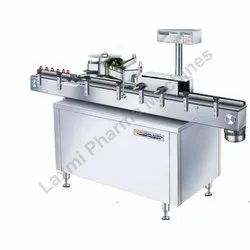 Vial Wet Glue Labeling Machine