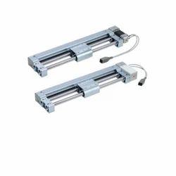SMC Electric Actuator/Guide Rod Slider LEL