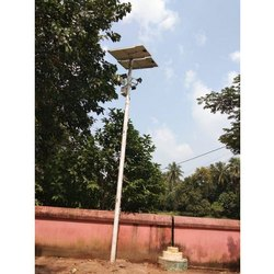 Rudra LED 30 Watt Solar High-Mast Lighting System, 6 Mtr, 30w (load)