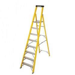 Aluminium 7-10 Ft FRP Self Support Ladders