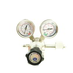 Industrial  Double Stage Pressure Regulator