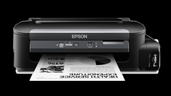 Epson M100 Black & White Mono Ink Tank Printer