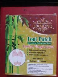 Diamond Foot Patch