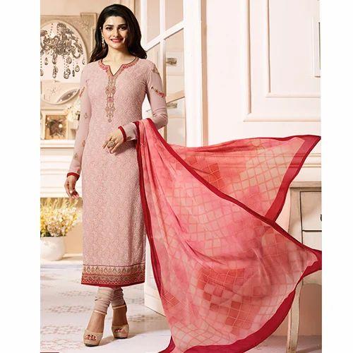 f19dc0fd09 Partywear Designer Suit - Designer Cotton Salwar Suit Manufacturer ...