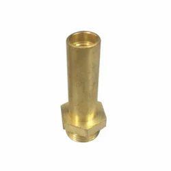 Brass Temperature Body, Size: 2 Inch