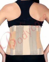 Sacro Lumber Brace (Belt) Contoured (or) Contoured-Grey