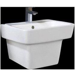 Dianna Half Pedestal Wash Basin