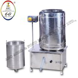 Semi-Automatic Oil Dryer Machine