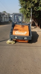 Ride On Cleaning Road Sweeper