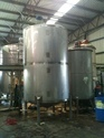 Agitated Storage Tanks