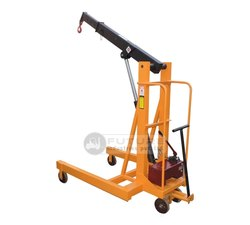 2 Ton Manual Mobile Floor Crane