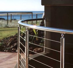 MS Balcony Railing - Mild Steel Balcony Railing Latest ...