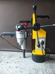 22mm Magnetic Drill Machine, Twist Drill Capacity: Mt 2