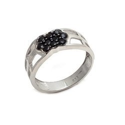 Hot Style Black Spinal Smart Mens Hand Partywear Official Ring Jewelry Handmade