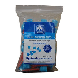 Blue Mixing Tip