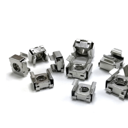 Caliber Ms Steel Cage Nuts