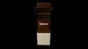 Wooden Display Cabinet - Meraki Display Unit