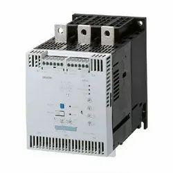 100A Single Siemens Soft Starter, Voltage: 230VAC