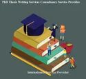 Tourism Administration And Management PhD Thesis Writing Services Consultancy