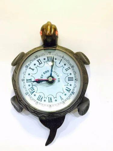 Antique Tortoise Clock Antique Wall Clocks Mehrauli New Delhi