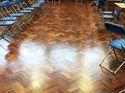 Sport Wooden Corridor Flooring